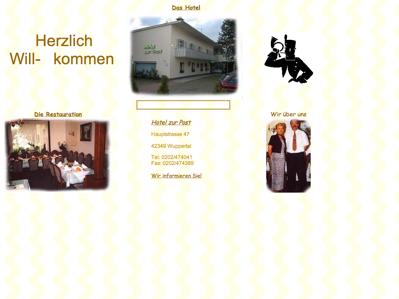 Hotelverzeichnis Fair Hotels Hotel Zur Post 42349