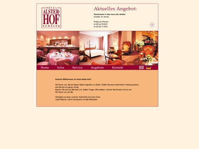 Vch Hotel Alsterhof Hamburg