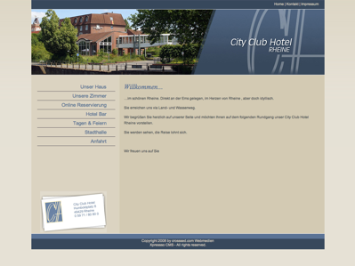 city club hotel rheine