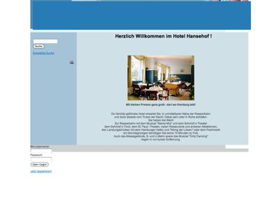 hotelverzeichnis fair hotels hotel hansehof 20359. Black Bedroom Furniture Sets. Home Design Ideas
