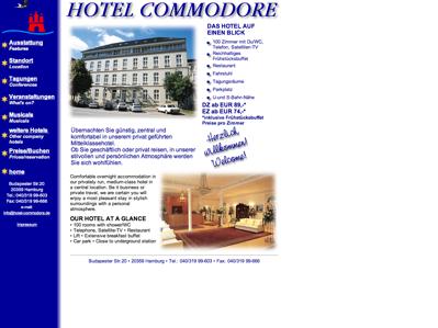 Www Hotel Commodore De