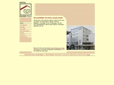 hotelverzeichnis fair hotels euler haus 35576 wetzlar buderusplatz 1 telefon 06441 50 33. Black Bedroom Furniture Sets. Home Design Ideas