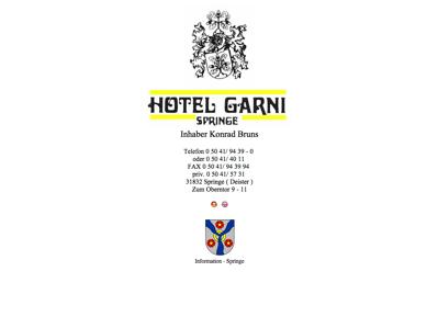 Hotel Garni Barsinghausen