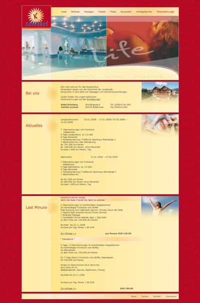 Hotelverzeichnis Fair Hotels Hotel Kronberg 94249 Bodenmais