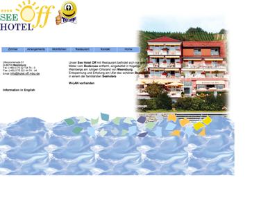 Hotelverzeichnis fair hotels seehotel off 88709 for Seehotel immenstaad