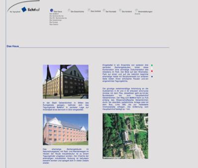 information zur altenheim lichthof husby