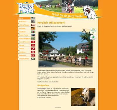 wochenede ponyhof sauerland