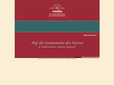 Hotelverzeichnis Fair Hotels Revita Hotel 37431 Bad