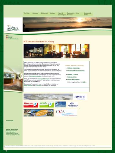 Die Dusche Kolbermoor : Hotelverzeichnis Fair-Hotels – Hotel St. Georg, 83043, Bad Aibling